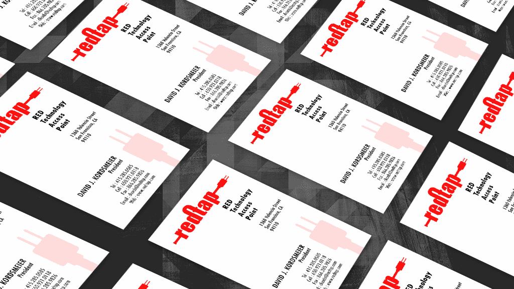 Brand Identity | RedTap Cards