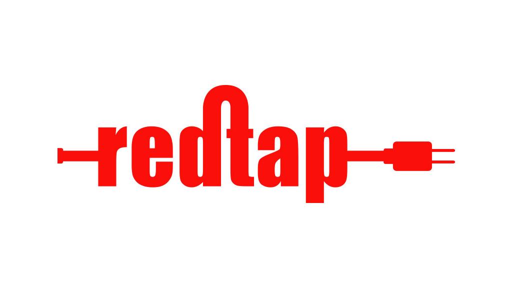 Brand Identity | RedTap | Final Logo