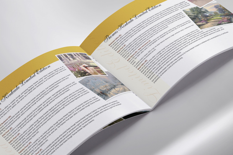 Print Design | About the Artist - Thomas Kinkade Design