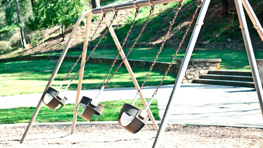 Photography | Alum Rock Park | Swingset