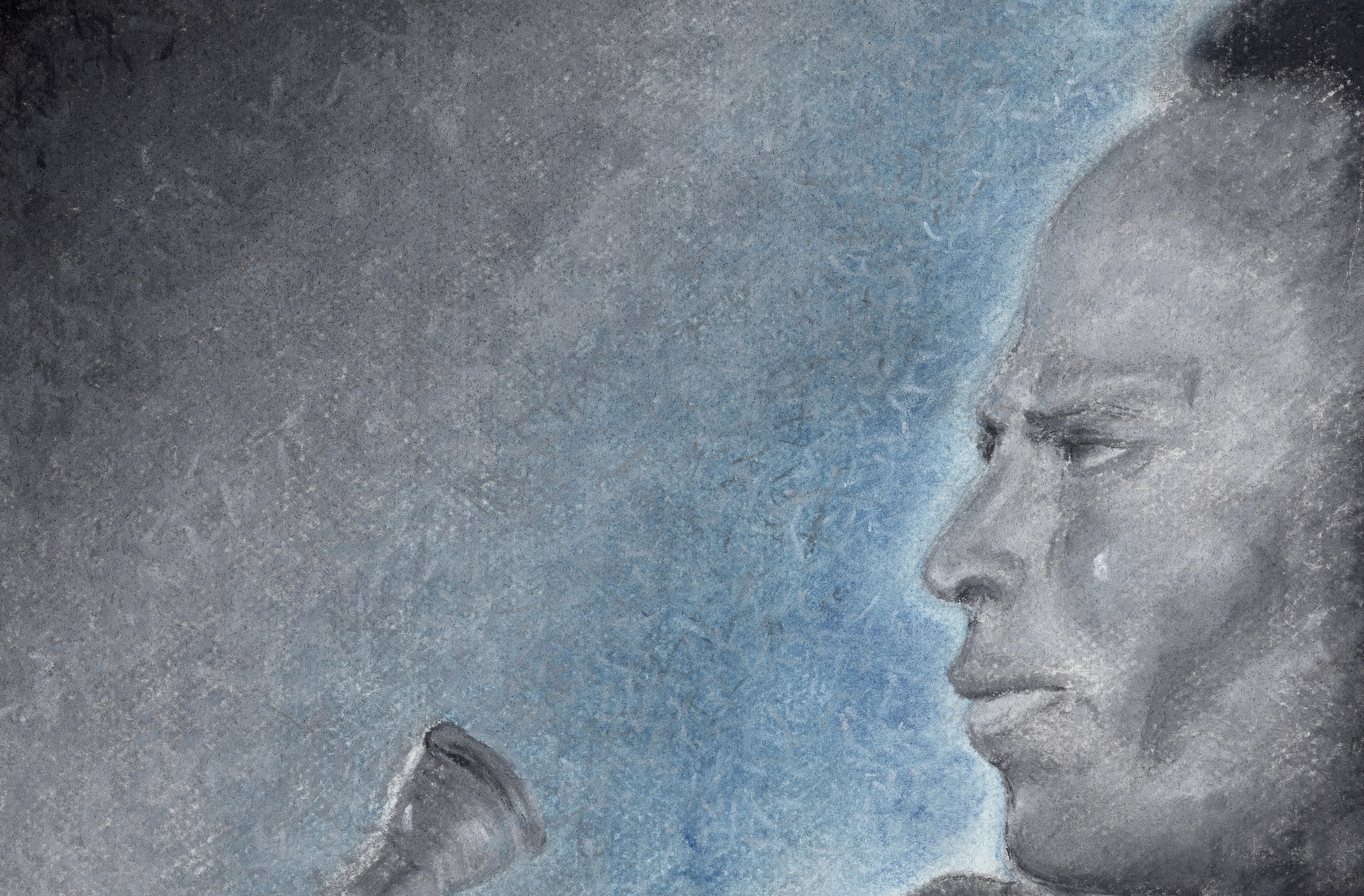 Illustration - Mixed Media - Miles Davis Original