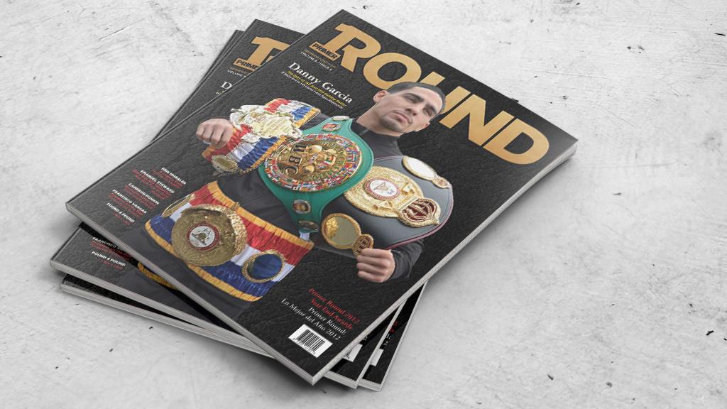 Print Design   Primer Round Magazine Covera