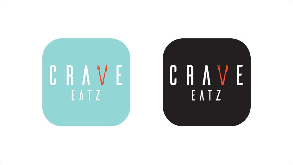 Brand Identity | Crave Eatz App Icon