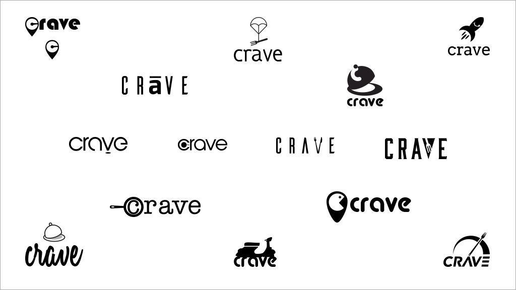 Brand Identity | Crave Eatz Concepts