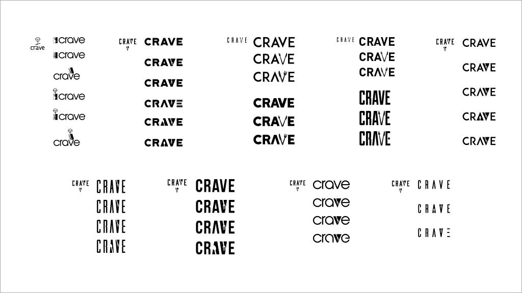 Brand Identity | Crave Eatz Revisions