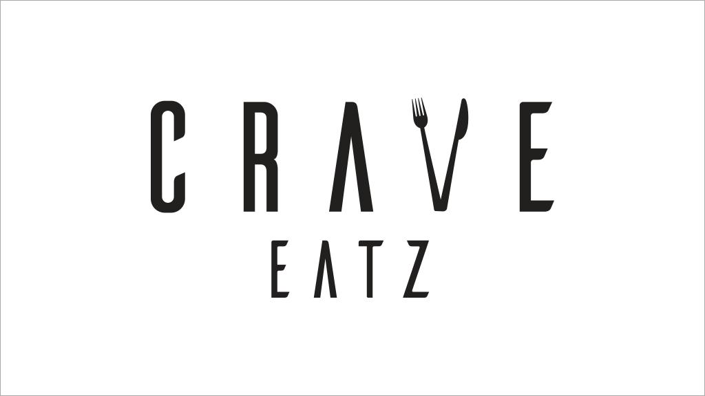 Brand Identity | Crave Eatz Final Logo