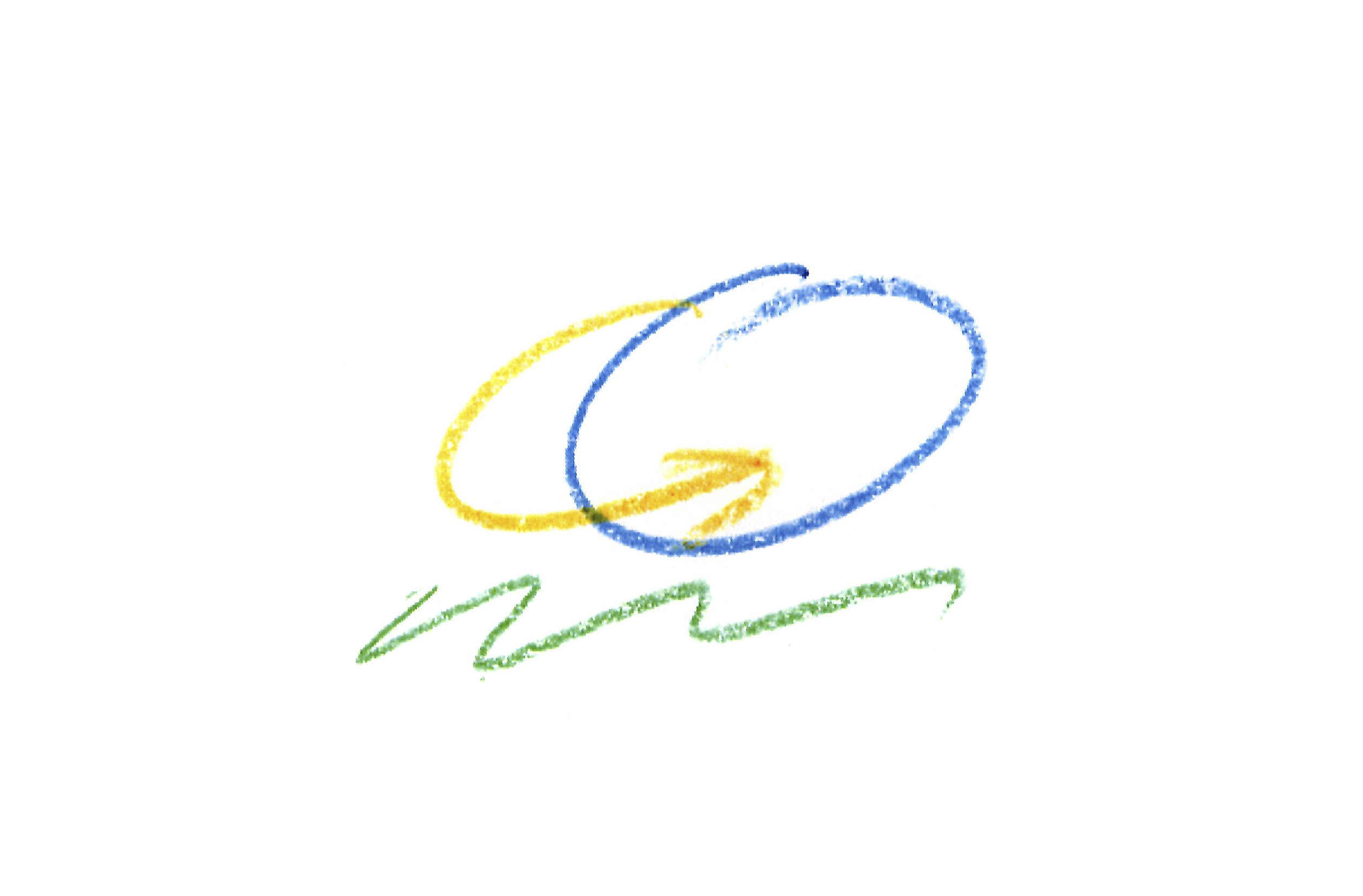 Brand Identity | GraphOn Logo Napkin Sketch