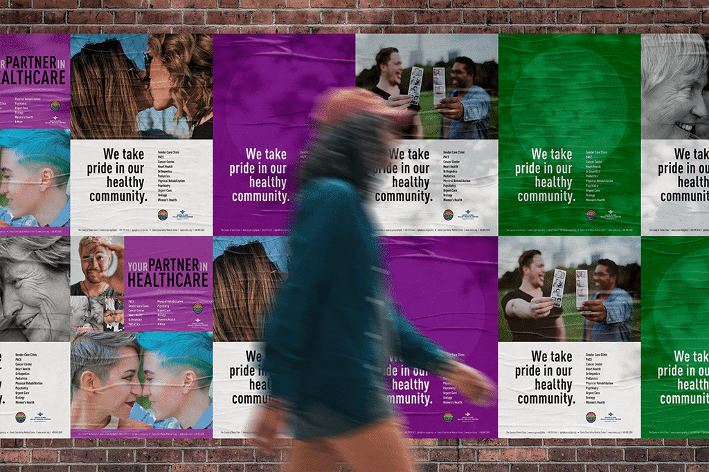 Project | Office of LGBTQ Affairs - Poster Concepts